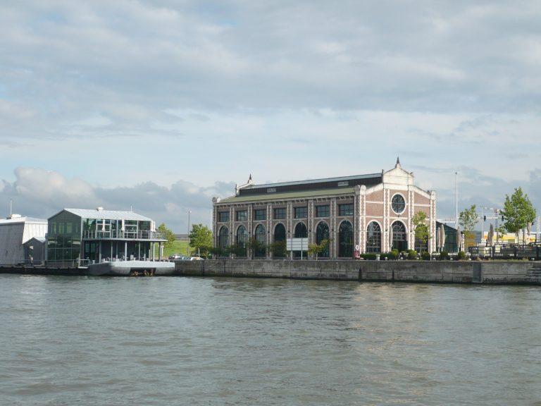 Werelds eten in de Antwerpse haven
