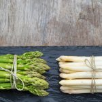 asperge seizoen - delicious