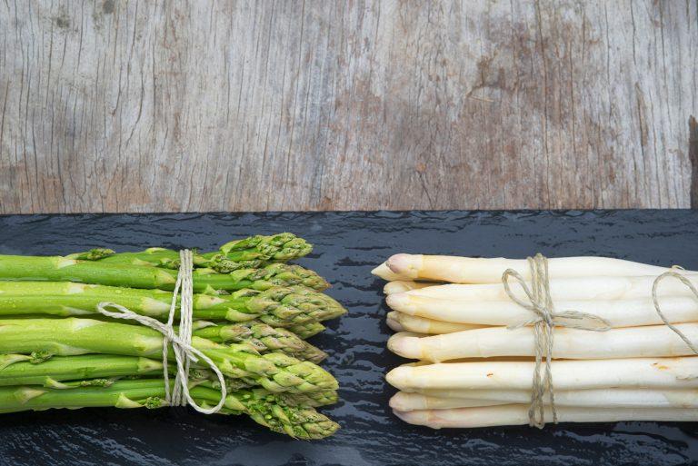 asperges: piepend lentegoud