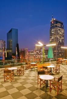 Unieke hotspot in Rotterdam