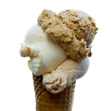 gelato, ijs uit eigen keuken