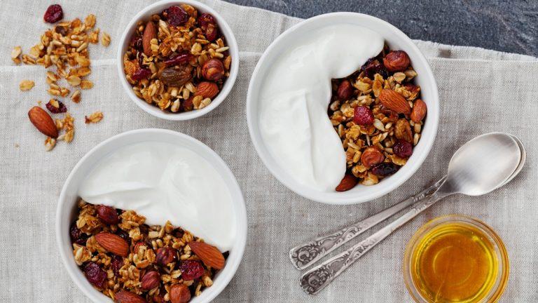 Het lekkerste recept voor homemade granola