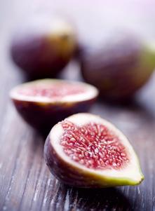 Geroosterd fruit met room