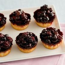 Motief op muffins
