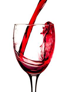 Wijnsorbet