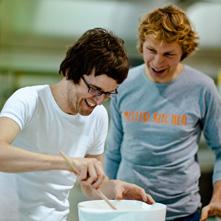 Brood bakken met Menno