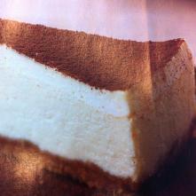 Hemelse New York cheesecake