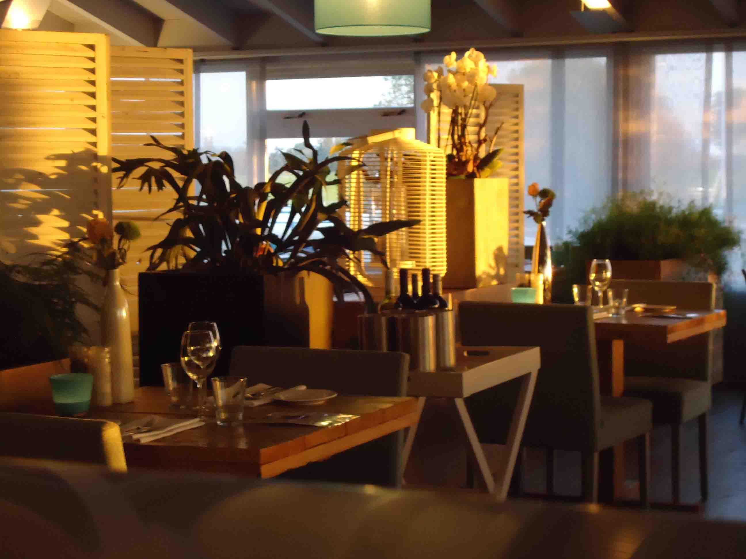 zomergeluk: restaurants aan het water