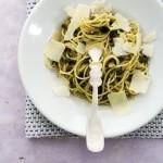 spaghetti met olijf-delicious