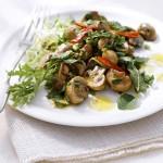 paddenstoelen uit de oven-delicious