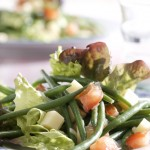 salade haricots vert-delicious