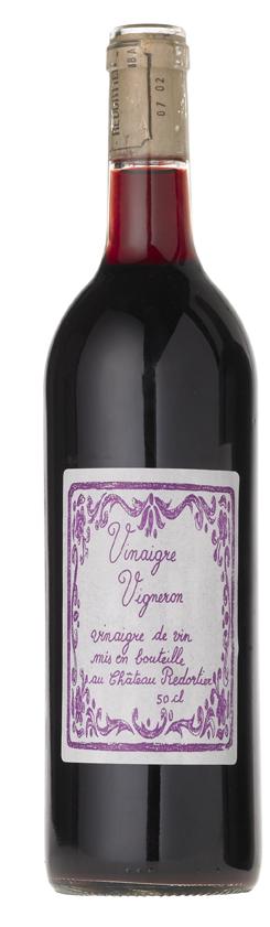 blog ellen: beetje azijn + restje wijn + geblindeerde fles = wijnazijn
