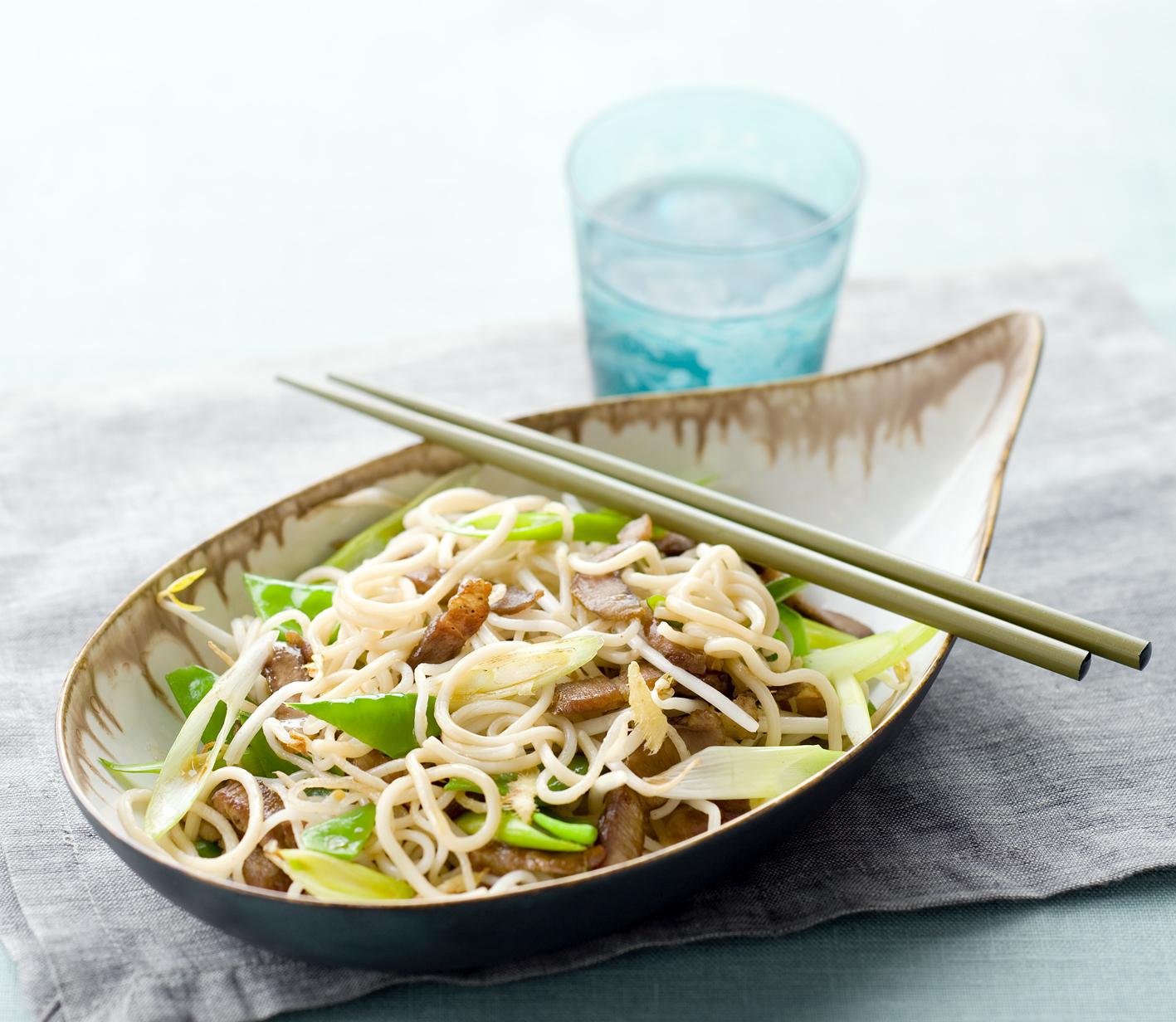 uit de Chinese wok