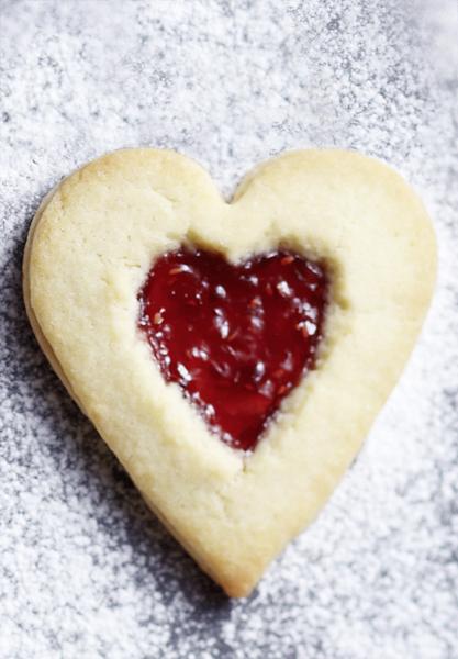 DIY valentijnskoekjes