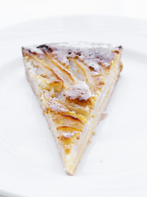 torta di pere e mandorle – peren-amandeltaart