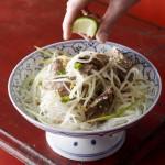 vietnamese biefstuksalade-delicious