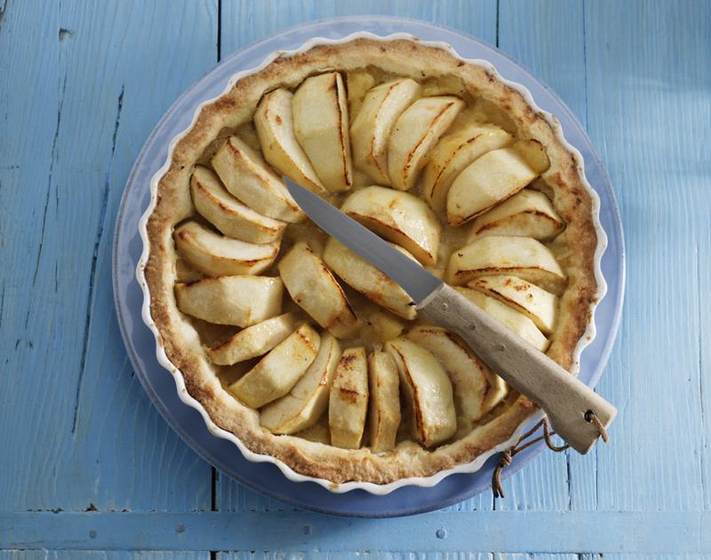 tarte aux pommes-delicious
