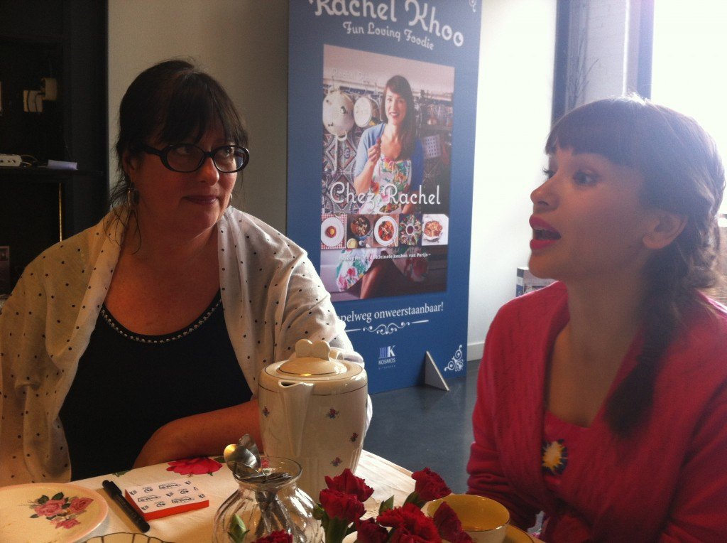 Laurien en Rachel