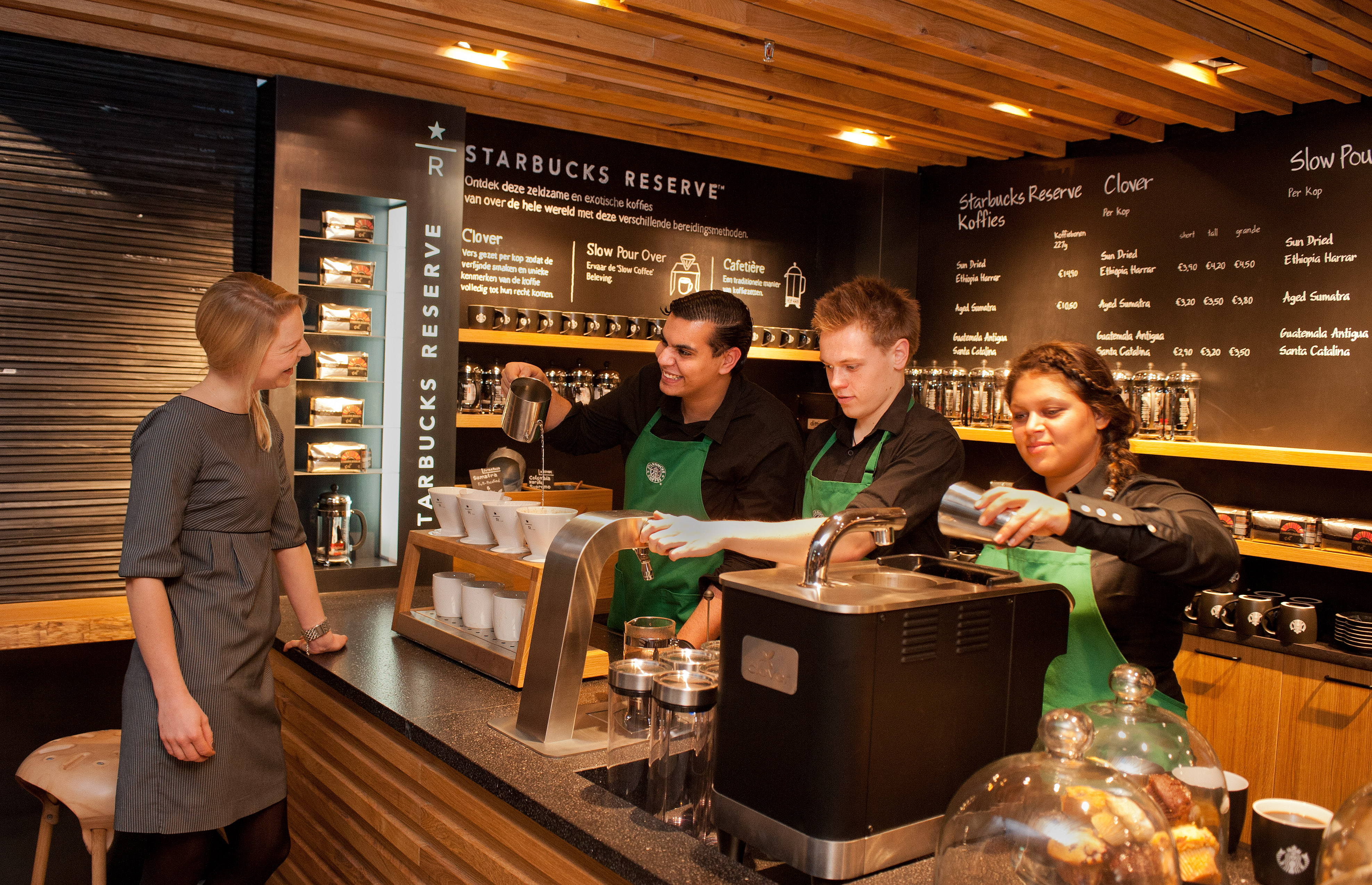 starbucks coffee company invades the european Starbucks coffee company find a store sign our tea as a member of the it meets international food safety standards including european union regulations.