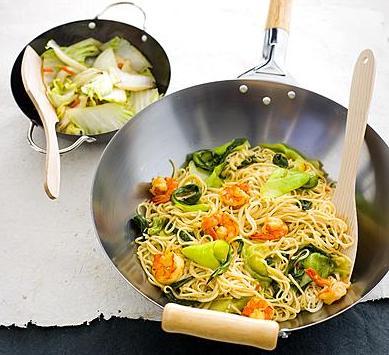 tips & tricks: een lesje wok verzorgen