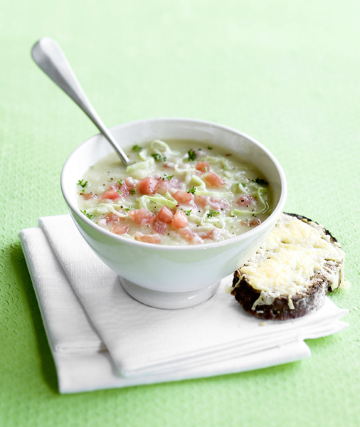 caldo verde kaastoast-delicious