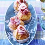 hartige muffins ham-delicious