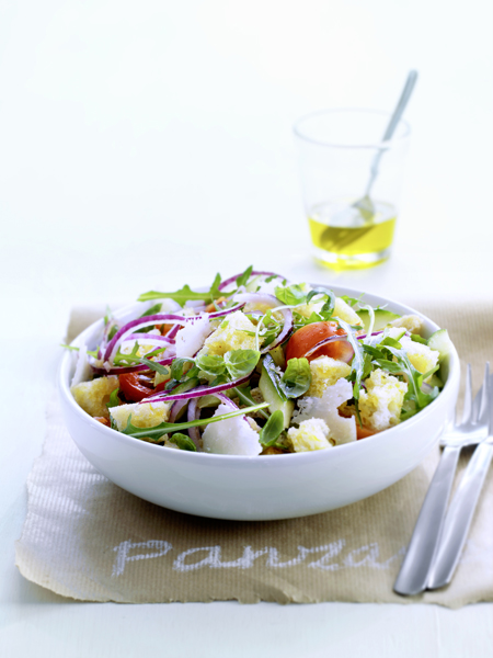 panzanella zuurdesem-delicious