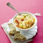 snelle maaltijdvissoep-delicious