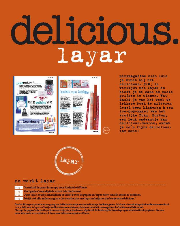 minimagazine kids & Layar