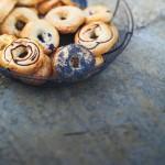 Bagels met maanzaad/sesamzaad
