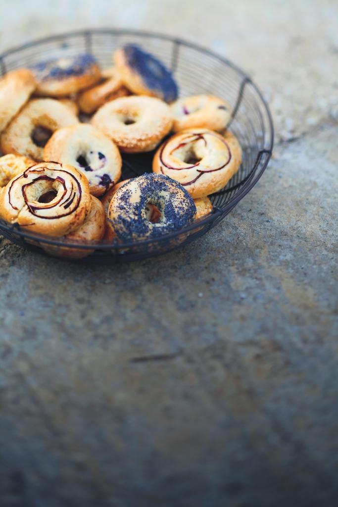 kookvideo #7: bagels met sesamzaad