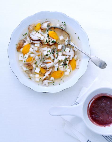 Winterse groentenbouillon-delicious