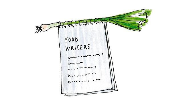 mis ze niet: de lezingen van de Academie Culinair Schrijven