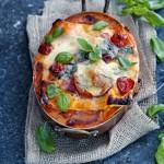 No-cook lasagne-delicious