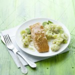 zalm roomsaus-delicious
