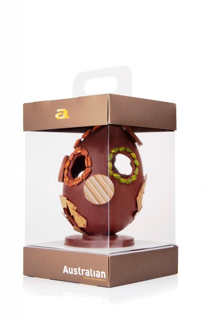 Australian Homemade Chocolade-ei