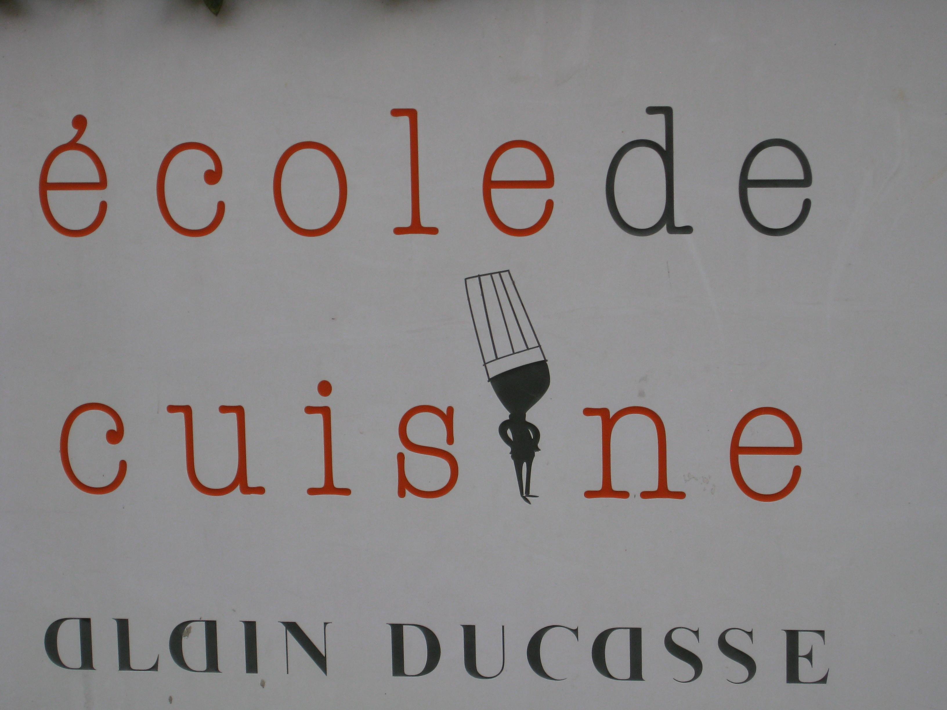 cole de cuisine alain ducasse delicious magazine. Black Bedroom Furniture Sets. Home Design Ideas
