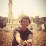 Mister Kitchen Palestina Daan Amandelen