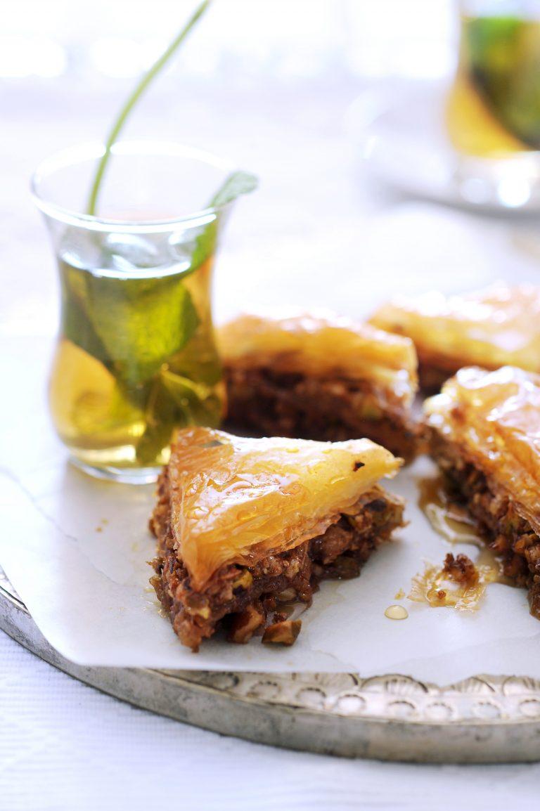 baklava maken - delicious