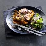 parmigiana gegrilde groente - delicious