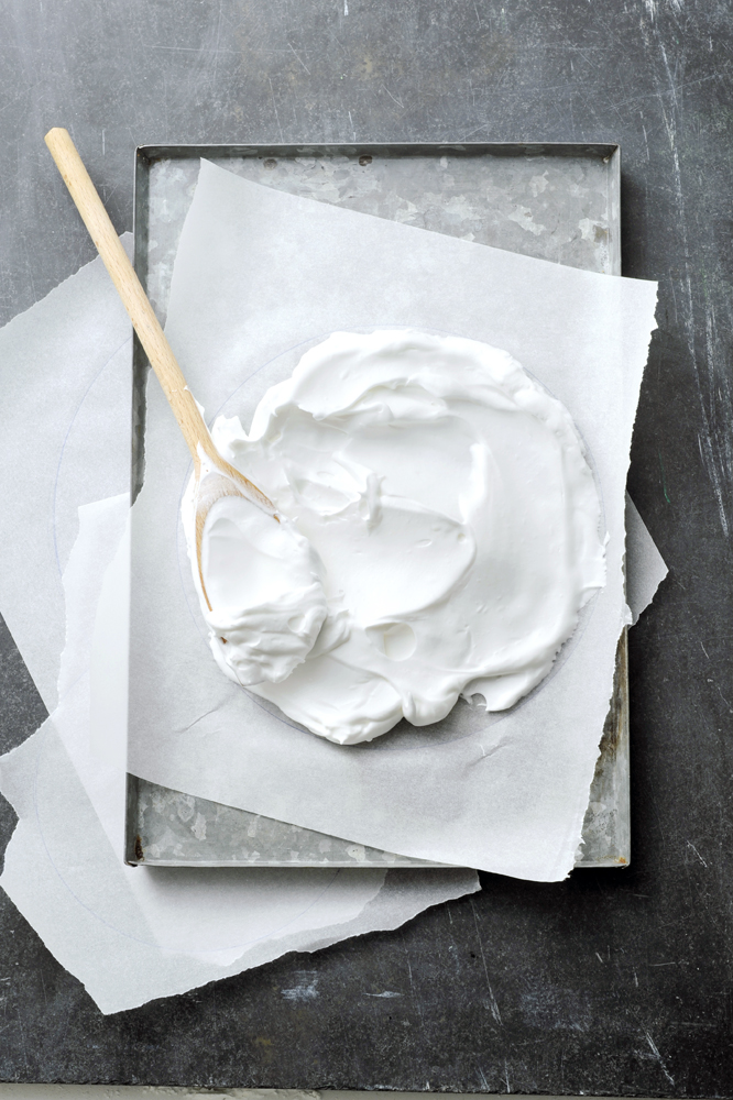 meringue basisrecept - delicious