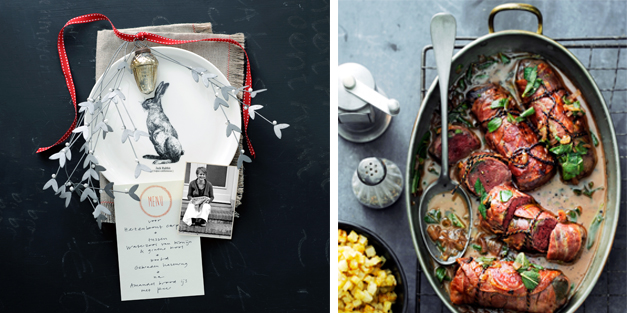 hazenrug wildmenu pancetta - delicious