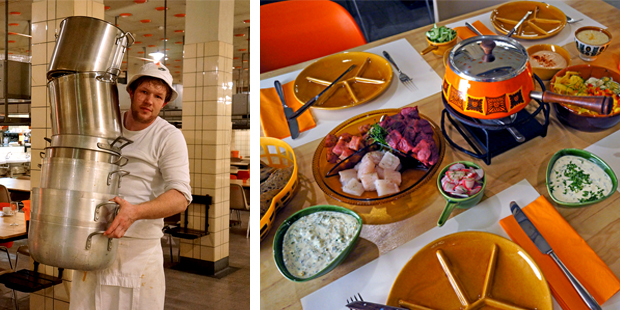nieuwe culinaire fondue