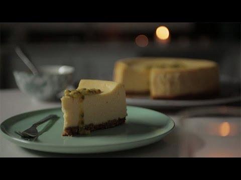 cheesecake van dan lepard