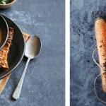 wortelsoep met korainder yoghurtdip - delicious