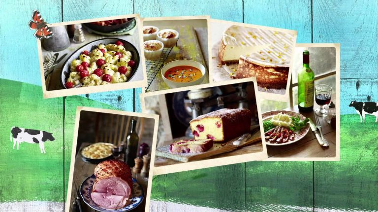 great british farmhouse cookbook