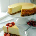 basisrecept cheesecake - delicious