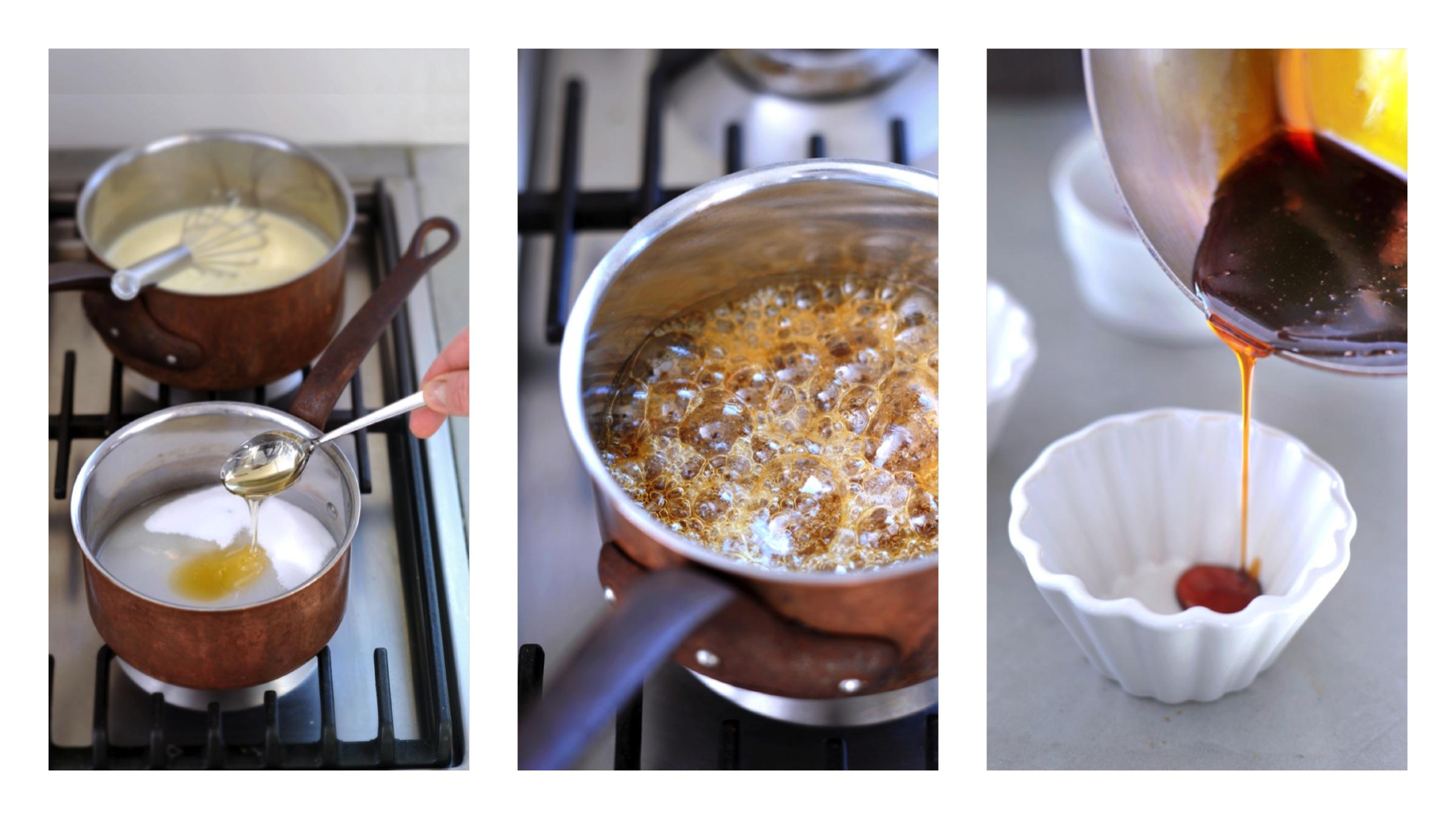 karamel maken in 1-2-3