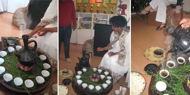 lekker lokaal –  Ethiopische koffie bij Kaffa