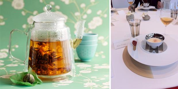 thee en spijs combineren op sterrenniveau